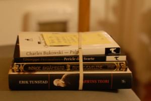 Fire bøker